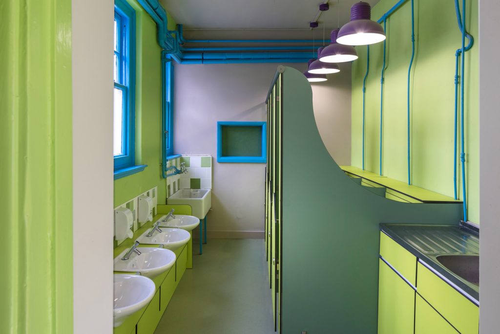 Rosemary Washrooms